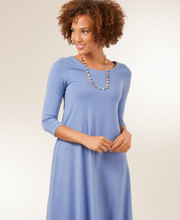 Tianello French Blue Dress