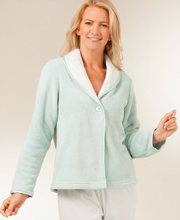 Stan Herman Seafoam Bedjacket