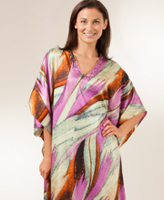Wind Song Kaftan by Sante