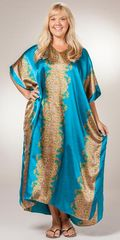 Plus-Charmeuse-Satin-Kaftan-Peacock-Palace-RF10-04-B