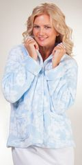 Snuggle-Fleece-Bed-Jacket-La-Cera-Snuggle-Floral-88121-658-B