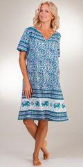 Short-Sleeve-Short-Dress-La-Cera-Lucky-Lavender-2027-148-B
