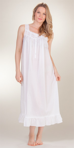 Eileen-West-Sleeveless-Cotton-Nightgown-Salinas-E5216007-100-B
