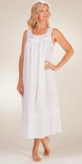 Eileen-West-Long-Sleeveless-Cotton-Nightgown-Valdez-E5216064-100-B