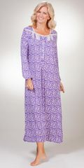 Eileen-West-MicroModal-Long-Sleeve-Nightgown-Vineyard-Heaven-5415974-510-B