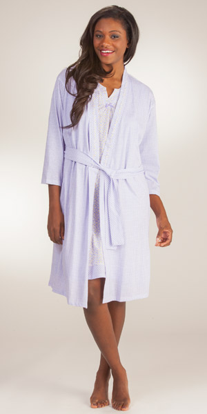 Cotton-Rich-Wrap-Robe-Set-Aria-Lavender-Daisy-A8617759-517-B