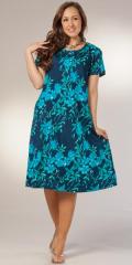 Short-Sleeve-Dress-La-Cera-Luna-Garden-2523-16236-B