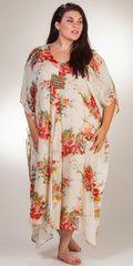 Plus-Caftan-Dress-Phool-Artisan-Floral-7991-B