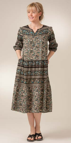 7b1bdc29cbdc The Muumuu Dress is Back! - Serene Comfort