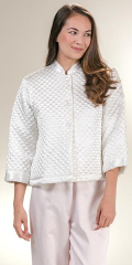 Quilted-Satin-Bed-Jacket-KayAnna-Ivory-B05071-B