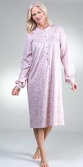 Long-Sleeve-Cotton-Knit-Nightgown-Calida-Mauve-Paisley-33800-315-B